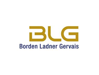 Borden Ladner Gervais LLP